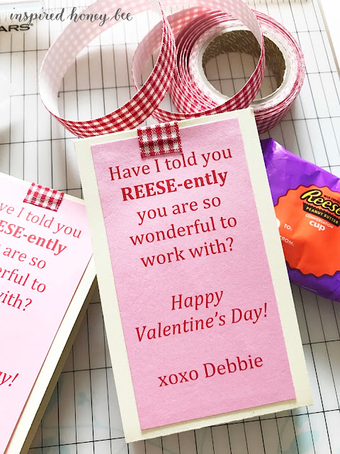 Inspired Honey Bee Craft Sweet Valentines Treats For