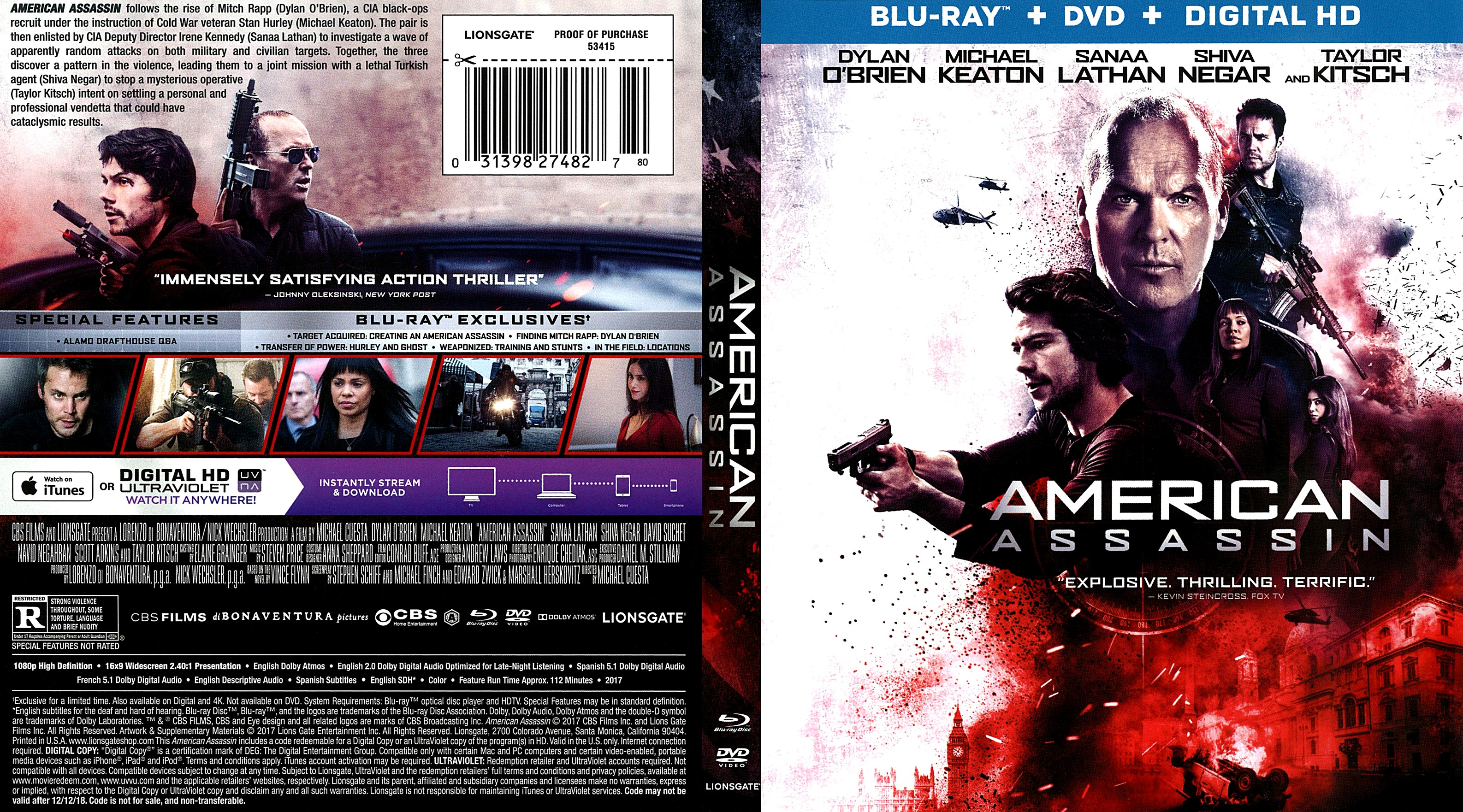american assassin full movie hd download