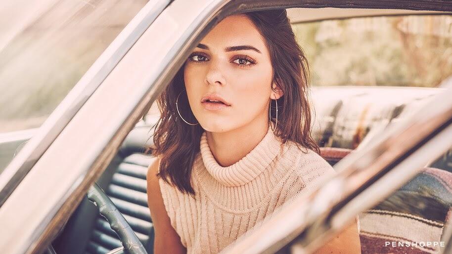 Kendall Jenner, Model, Girl, 4K, #6.815