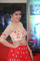 Mahima in beautiful Red Ghagra beigh transparent choli ~  Exclusive 062.JPG