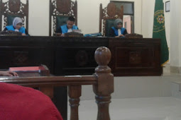 Sidang Perkara Sengketa Pilkades Jabung 2017, Kades Terpilih Naik Banding