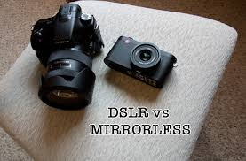 Deep Learn Compare DSLR vs. Mirrorless Cameras
