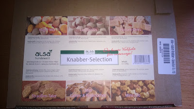 Knabberbox für hunde