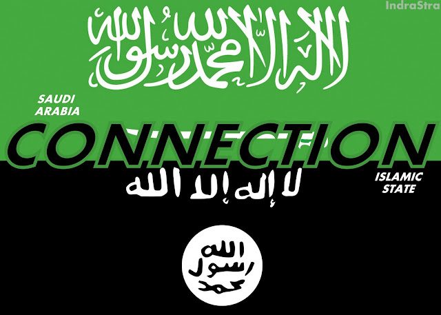 Saudi Arabia's Connection to Islamic State by Ben Rich, IndraStra