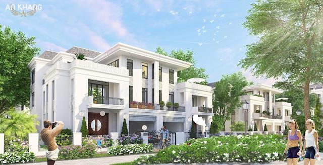 Biệt thự An Khang Villas Dương Nội