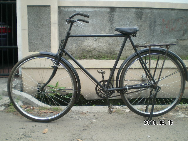 My Antique Bicycle Collection Gentlement Hercules Popular