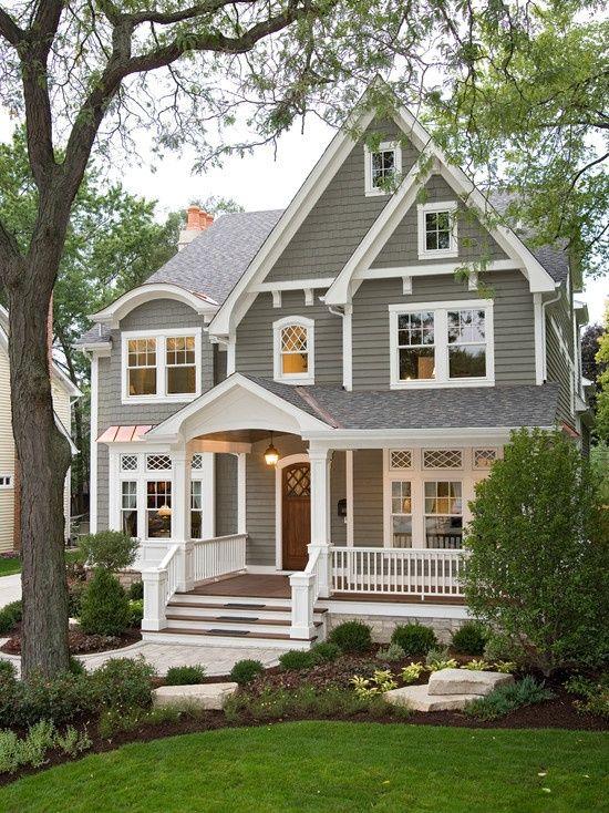 Rumah American Style : rumah, american, style, Desain, Rumah, American, Style, E-Rumah