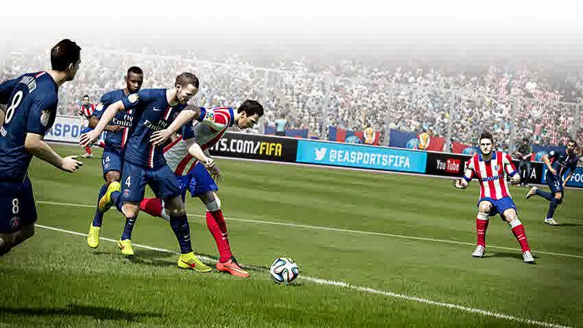 Stadion Game fifa 15