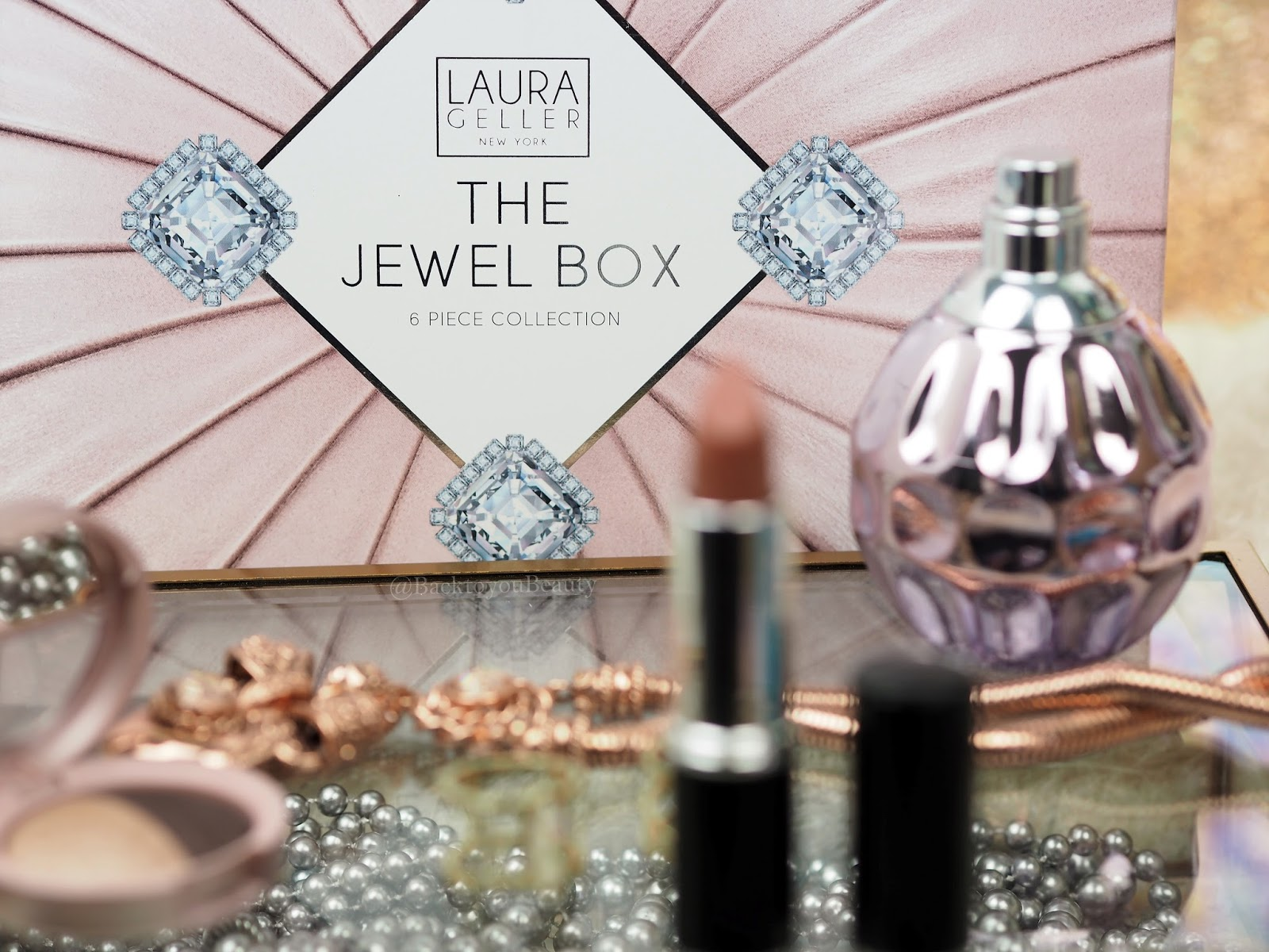 Laura Geller The Jewel Box QvcUK Tsv