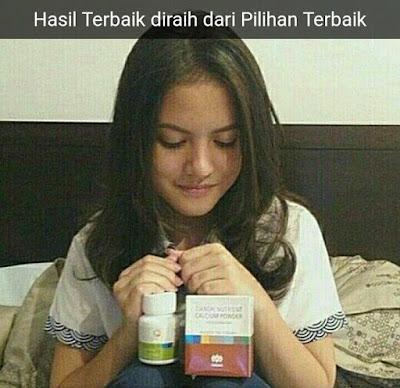 Jual Susu Peninggi Badan NHCP Tiens di Makassar Harga Murah