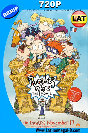 Los Rugrats En Paris (2000) Latino HD 720p ()