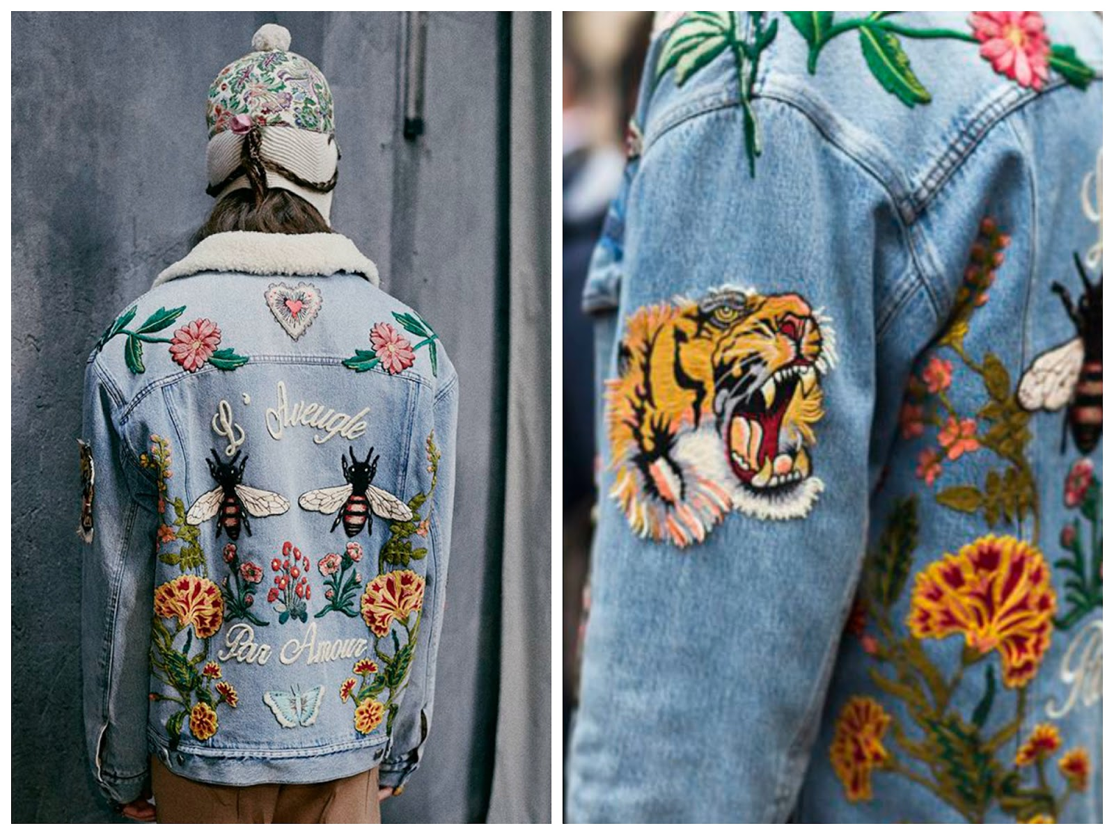 Embroidered Denim | How To Style