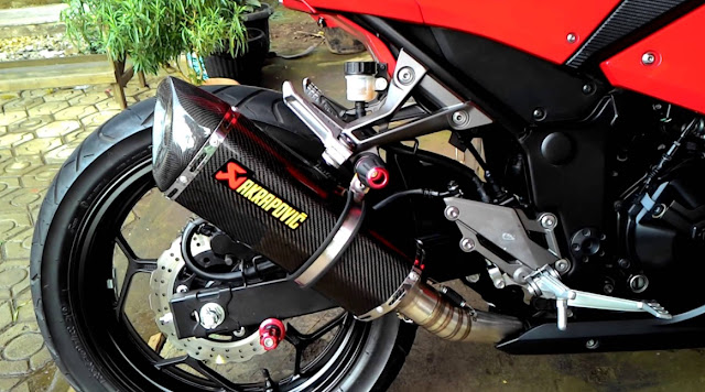 Akrapovic, Pro Speed, Purbalingga, Full System dan Slip On