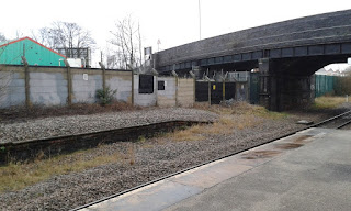 Reddish South railway station