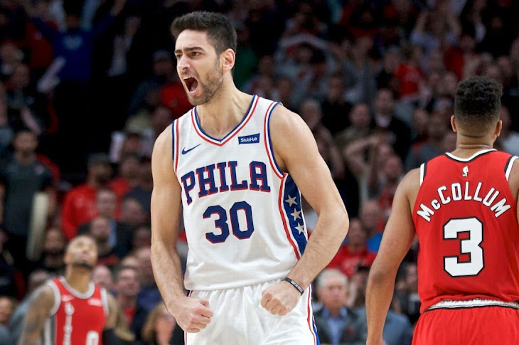 Korkmaz Hits A Game Winner To Keep The Sixers Undefeated