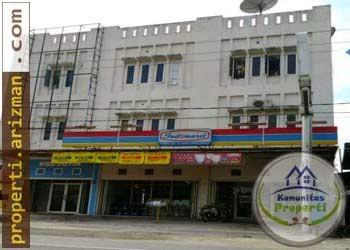 Dijual Ruko 3 Lantai Kosan Setia Luhur Medan