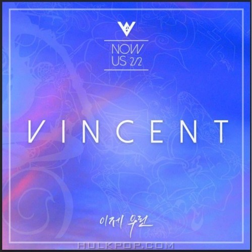 VINCENT – Now Us 2/2 – EP (FLAC + ITUNES PLUS AAC M4A)