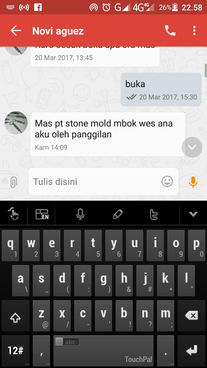 PT Stone Mold Jababeka Cikarang - Random Email Loker
