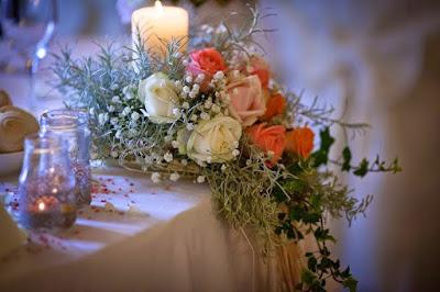 centrotavola matrimonio fiori