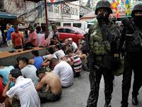 Nah Lho, Duterte sebut yang halangi pemberantasan narkoba idiot dan halal dibunuh