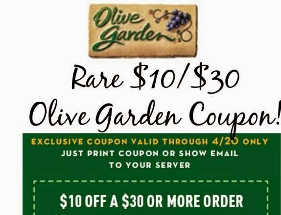 olive garden coupon january 2019