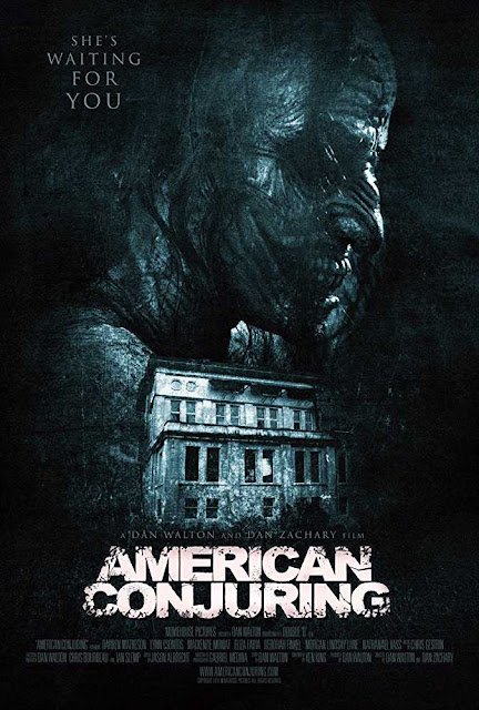 Poster American Conjuring 2016 Full Movie Dual Audio Hindi Download 720p