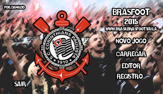 Skin do Corinthians - Brasfoot 2015