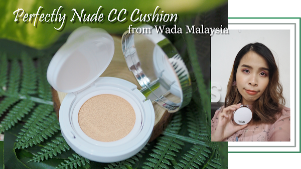 Perfectly Nude CC Cushion from Wada Malaysia