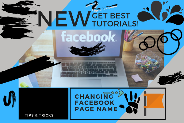 How To Change Page Name In Facebook<br/>