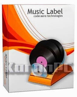 Music Label 2015 21.0 Build 3106 Crack/PreActivated