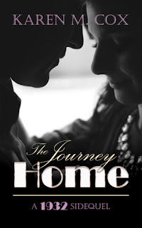 Book Cover: The Journey Home, a 1932 Sidequel by Karen M. Cox
