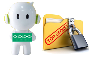 Oppo: Enable File Safe Setting