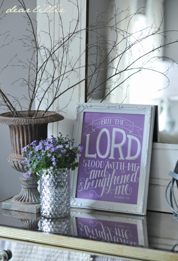 http://www.dearlillie.com/product/the-lord-stood-with-me-11x14-print-in-violet