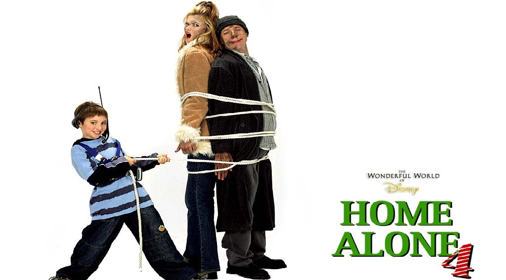 Watch Home Alone 4, Home Alone 4 2002 Full free movies ...