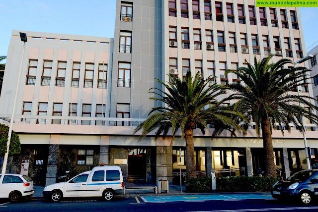 El Cabildo remite de nuevo al Ayuntamiento el proyecto de la Avenida Marítima de la capital ante la falta de previsión de usos y servicios básicos en su elaboración original