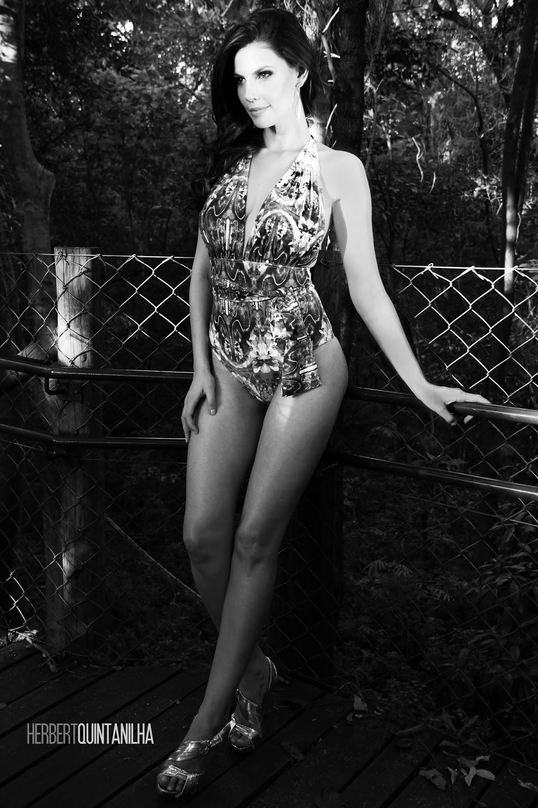 Johana Riva Playboy raquel benetti miss brazil supranational 2013 - official
