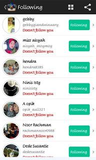Cara Cepat Unfollow Akun Instagram Di HP Android