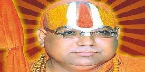 Swami-hansdevachaary-ka-sadak-haadse-me-nidhan-mukhymantri-ne-jataya-shoak