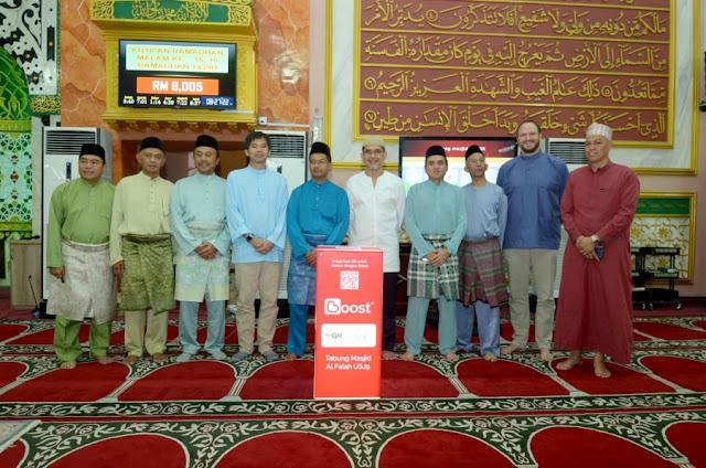Boost x RHB Islamic @ Masjid Al-Falah USJ 9
