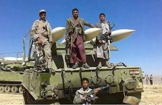 Terkuak! Roket Pemberontak Syiah Houthi Berasal dari Iran
