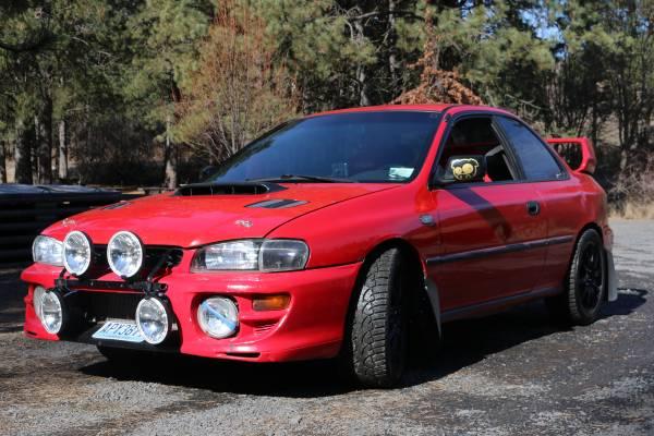 1995 Subaru Impreza 2-Door Coupe | Auto Restorationice
