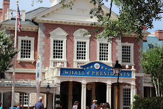 Hall of Presidents - Liberty Square - Magic Kingdom - Walt Disney World - Orlando, Florida