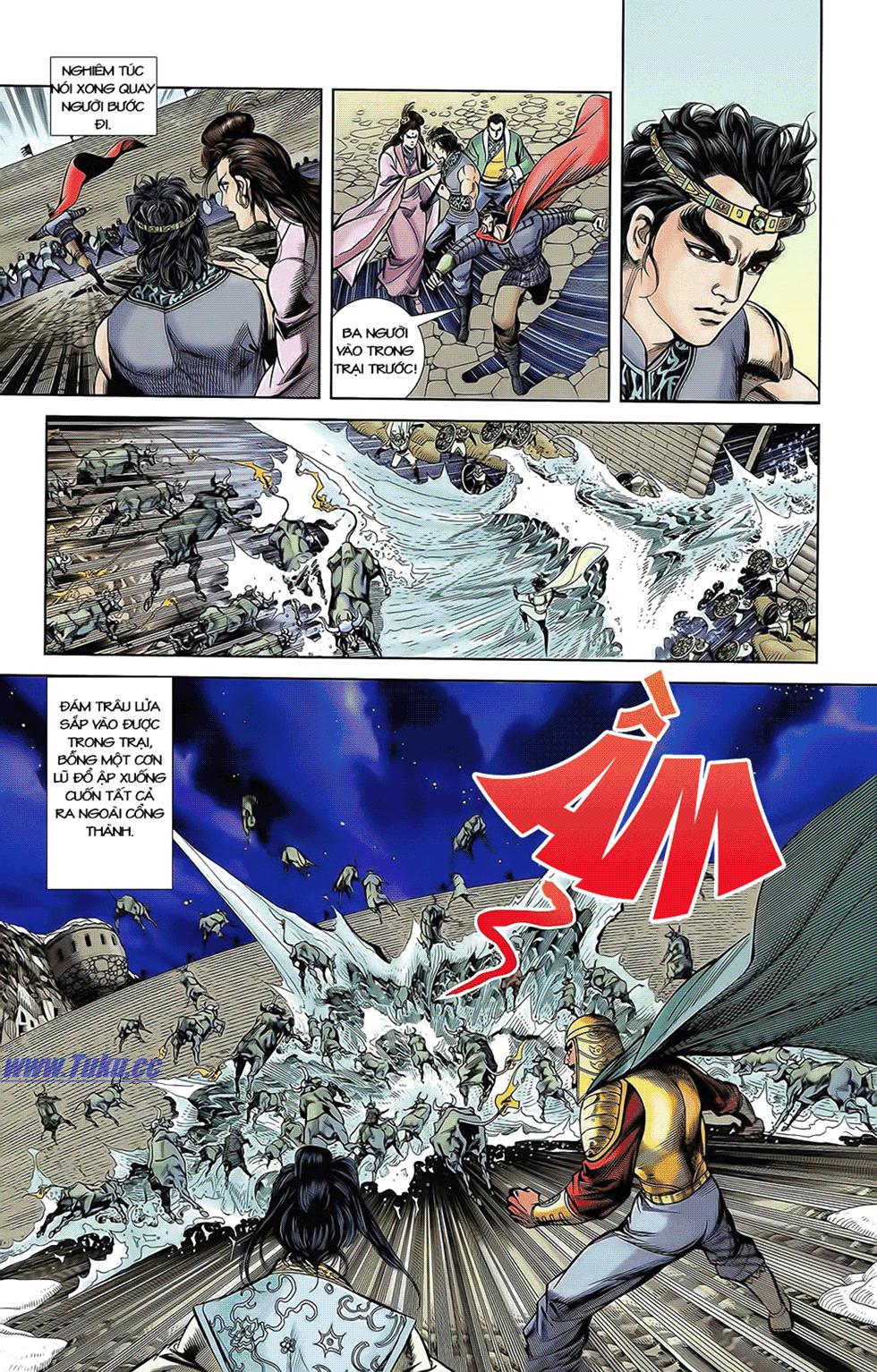 Tần Vương Doanh Chính chapter 10 trang 9