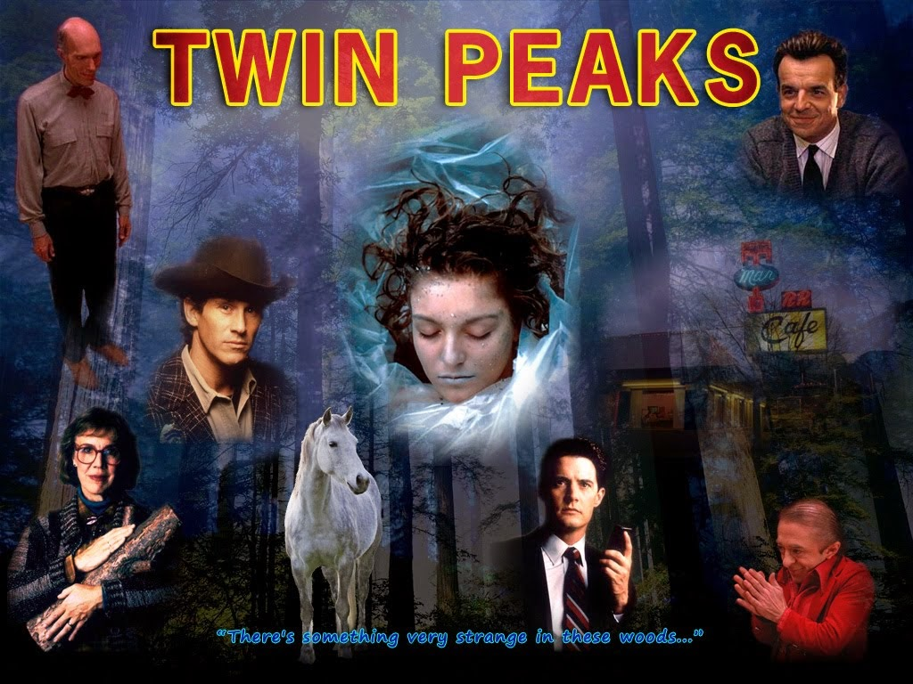 Resultado de imagem para twin peaks serie