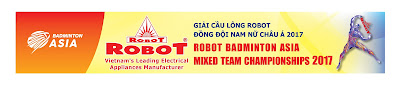 Live Skor ROBOT Badminton Asia Mixed Team