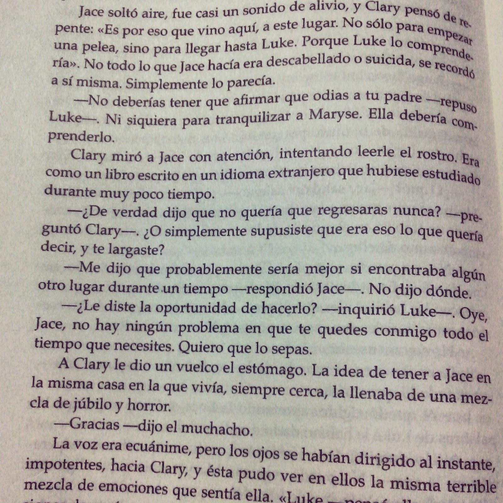 With My Loved Book Frase De La Semana 16 Cazadores De