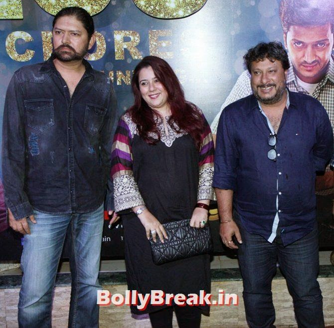Sameer and Sakshi Arya, Tigmanshu Dhulia, Alia, Sonakshi, Shraddha party with Ek Villain team