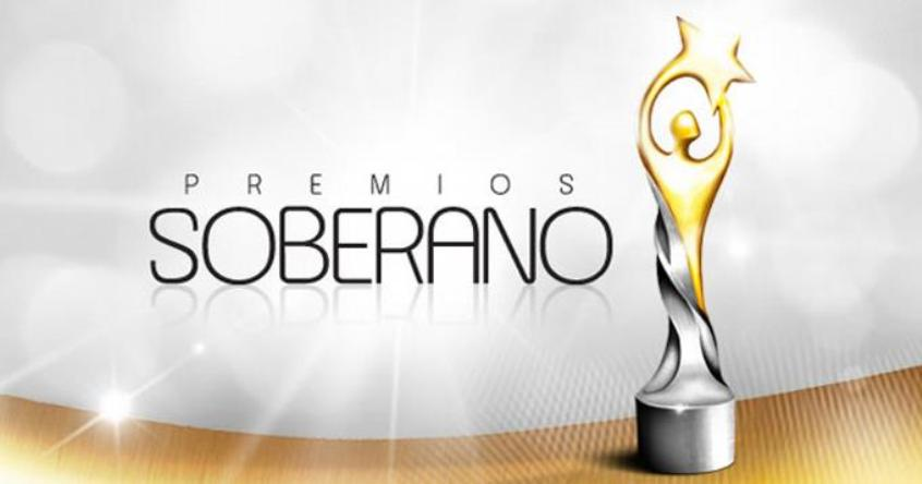 Premios Soberano 2016