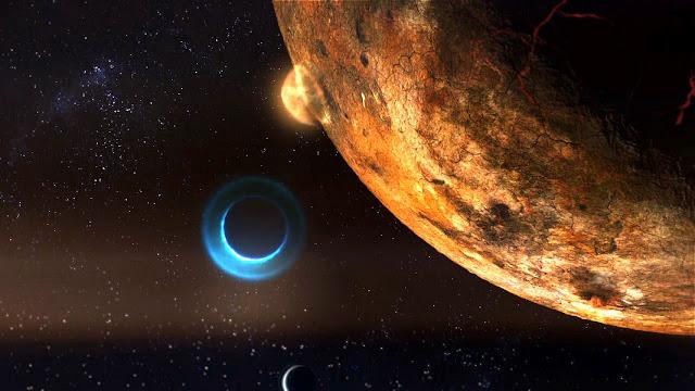 Ανακαλύφθηκε μακρινό ουράνιο σώμα στα άκρα του ηλιακού συστήματός μας