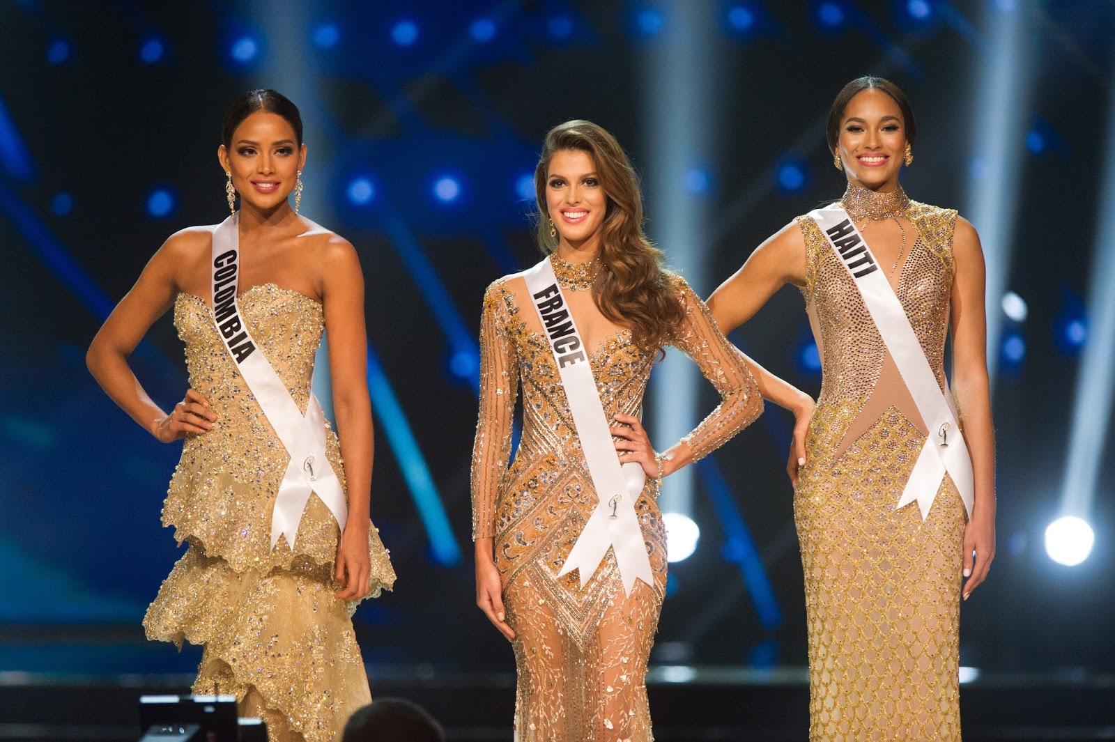 Miss Universo 2017 Colombia >> 100% BJ : Miss França vence o concurso Miss Universo 2017